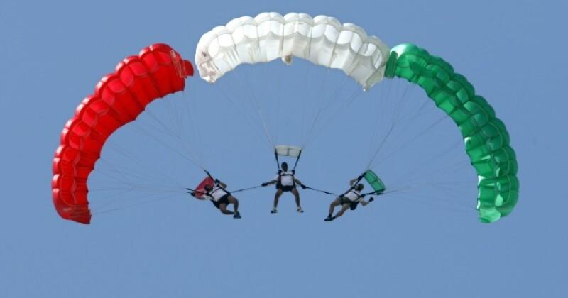 Hungary parachute-R-600