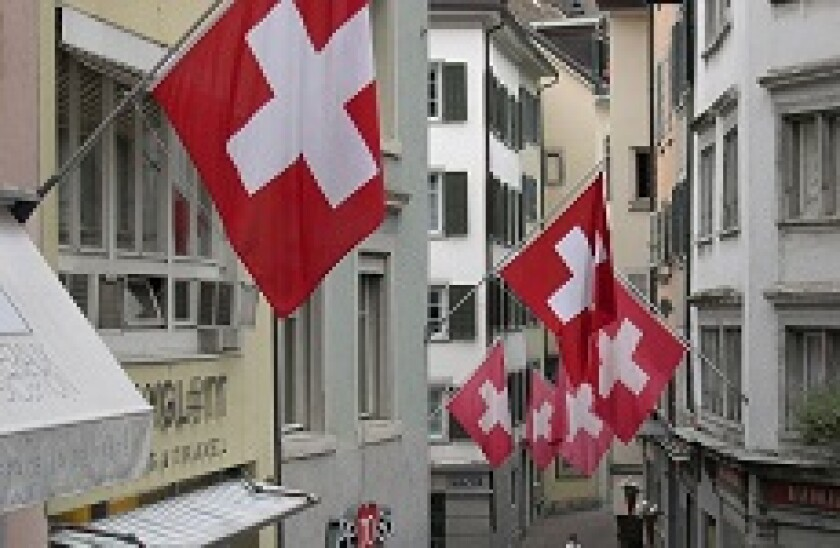 Swiss flags 230px
