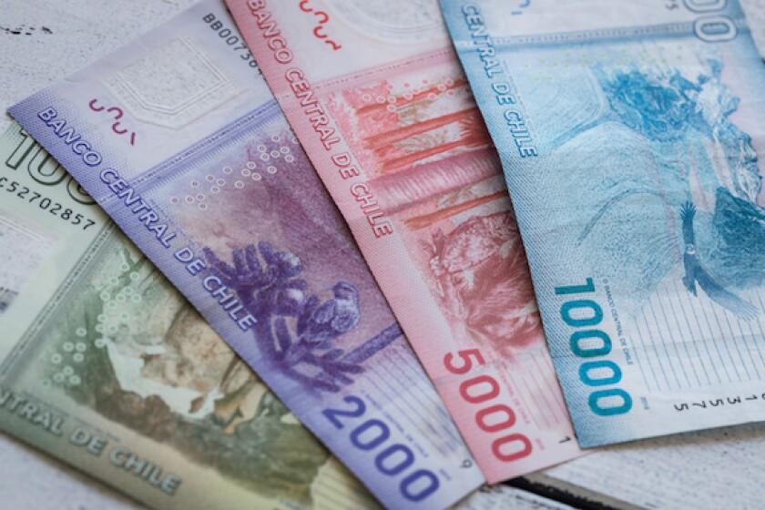 Chile, peso, central bank, economy, LatAm, 575