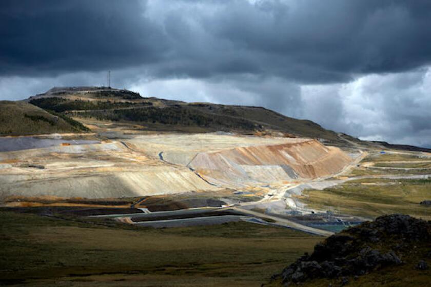 Yanacocha, mine, gold, Buenaventura, Compania de minas, Peru, LatAm, 575