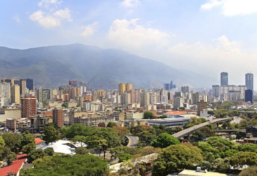 Caracas, Venezuela, CAF, LatAm, 575