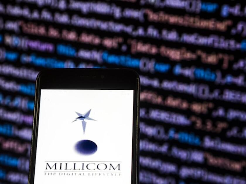 Millicom, Tigo, LatAm, emerging markets, telecoms, 575, telco, cell phone, mobile