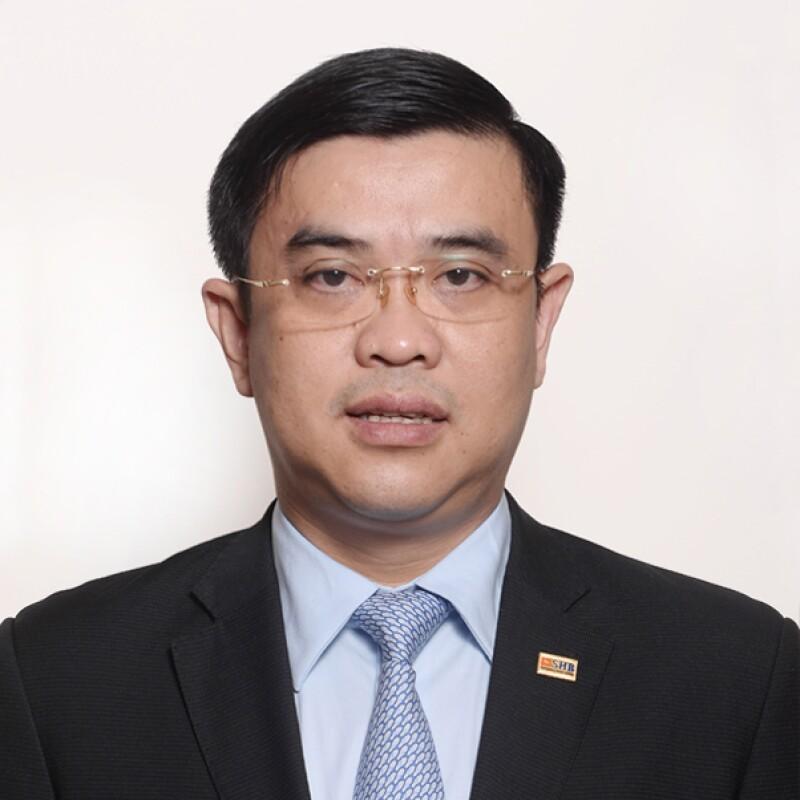 Nguyen Van Le, Chief Executive Officer, Saigon-Hanoi Commercial Joint Stock Bank.JPG