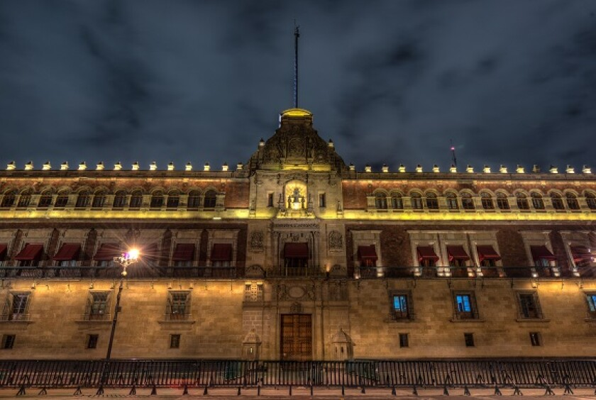 Mexico Parliament from Alamy 11Jul21 575x375