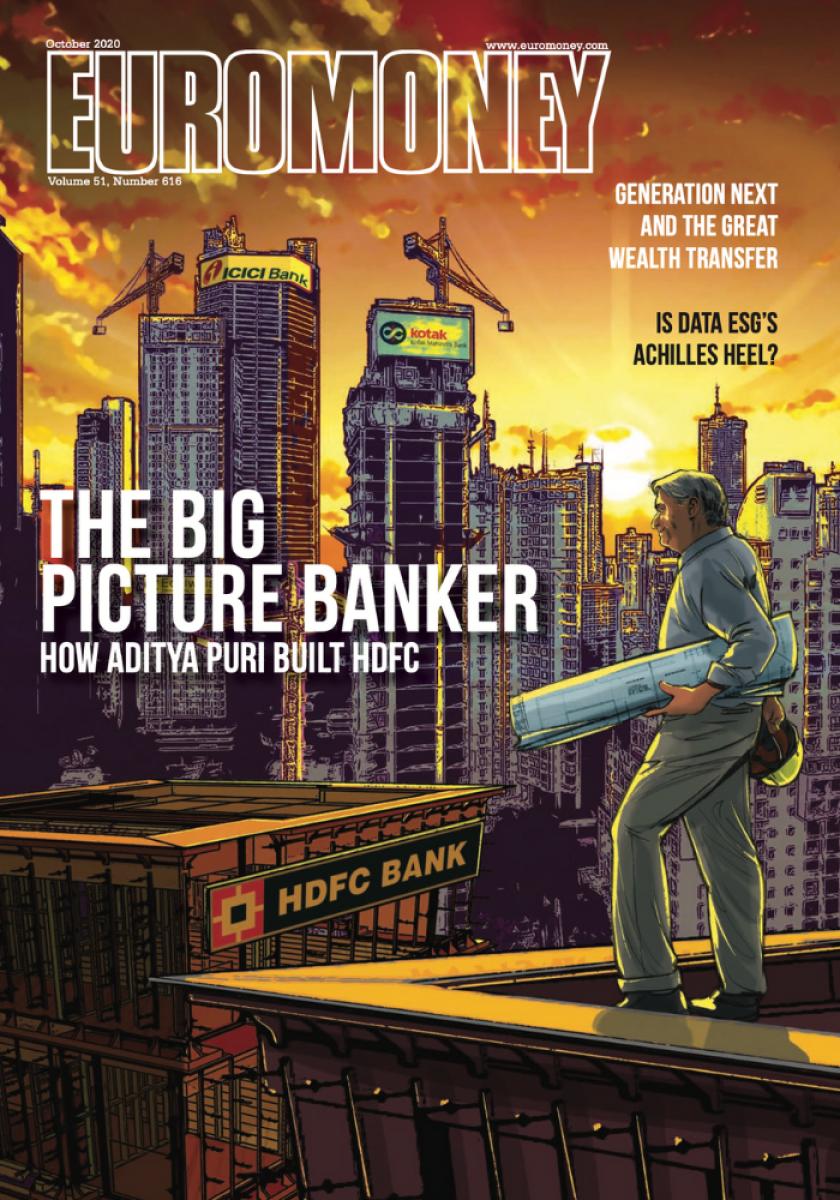 Euromoney October 2020 issue