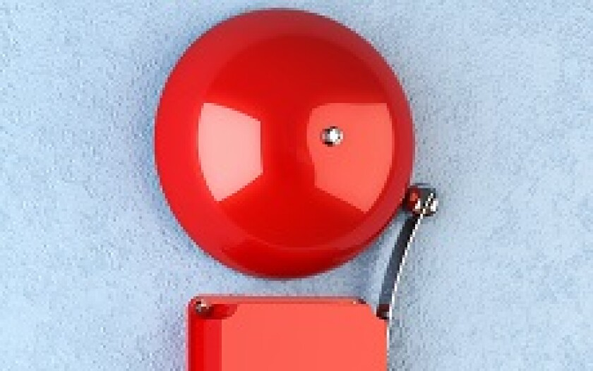 Fire alarm bell from Adobe 230x150