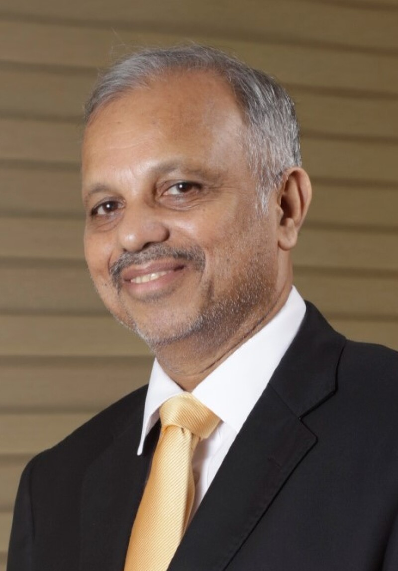 N Vasantha Kumar, CEO, Peoples Bank.JPG