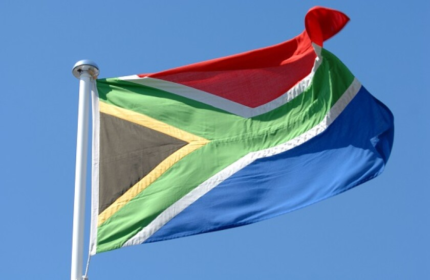 South Africa, Flag of Republic of South Africa