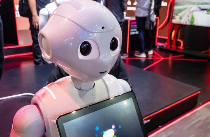 softbank robot adobe 575