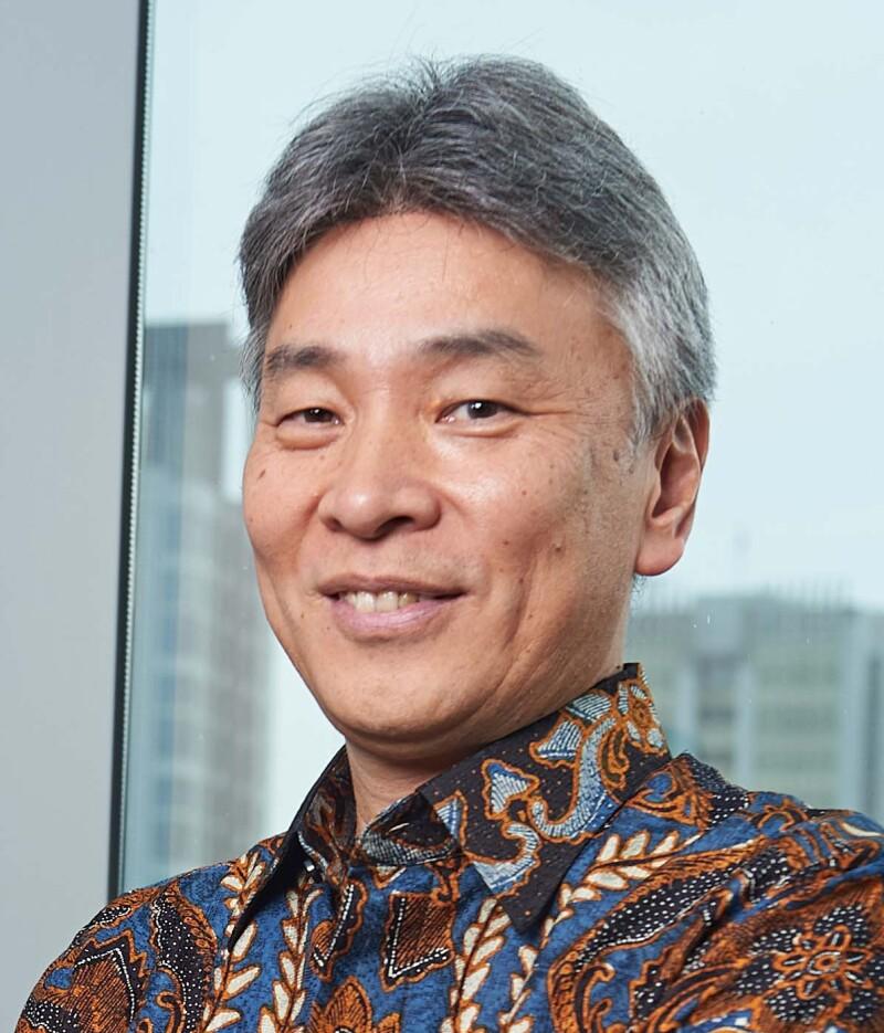 Yasushi Itagaki, President Director, Bank Danamon.jpg
