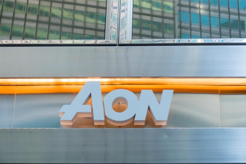 AON business Manhattan NYC