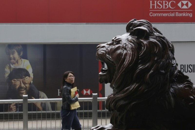 HSBC Asia-R-600
