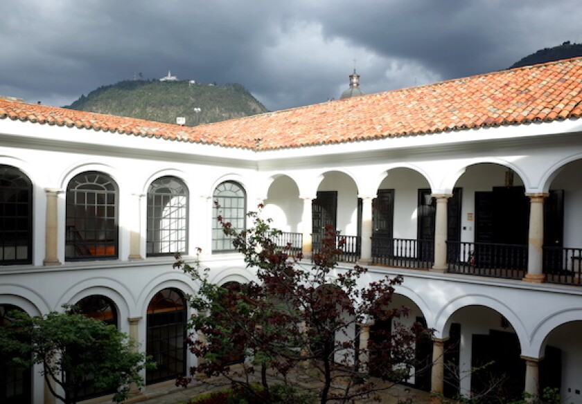 Colombia, Bogota, BanRep, Banco de la Republica, Monserrate, central bank, museum, 575, LatAm