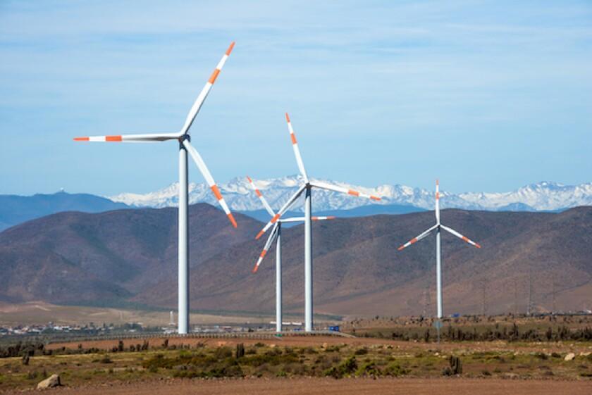 Chile, Atacama, wind farm, green bond, sustainability, sustainable, renewable energy, LatAm, 575