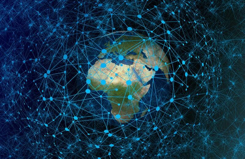 Africa-network-globe-780