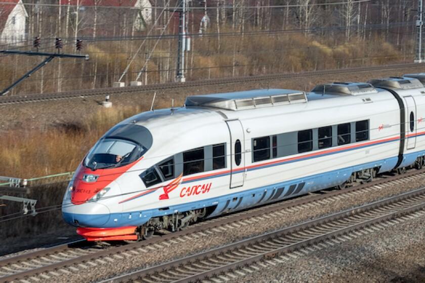 Adobe, Russian Railways, Russia, CEE, 575