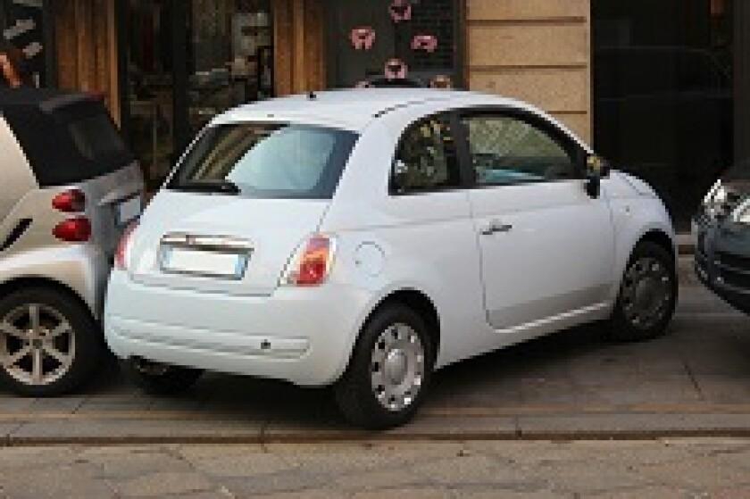 Fiat Parking