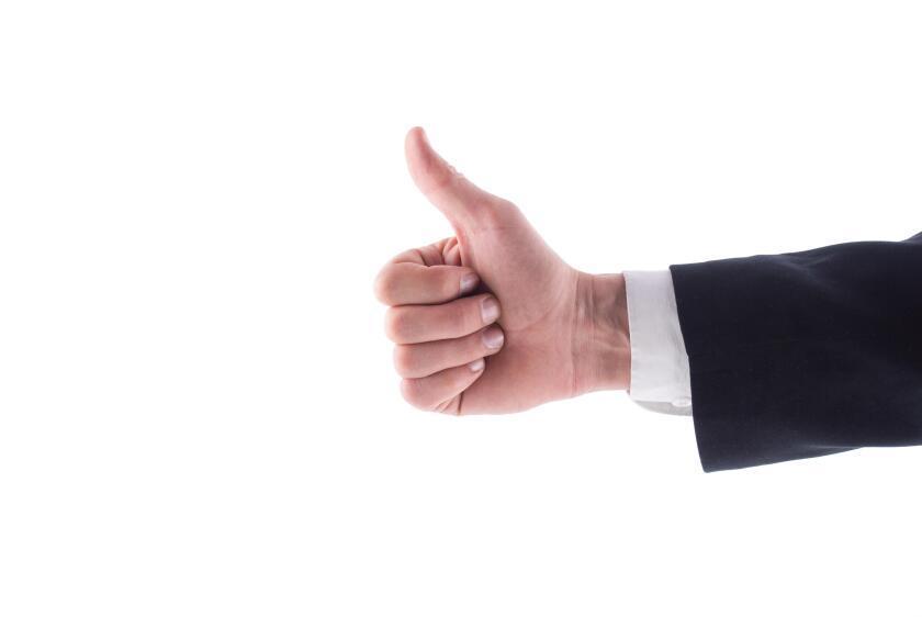 Thumb up 575 HiRes