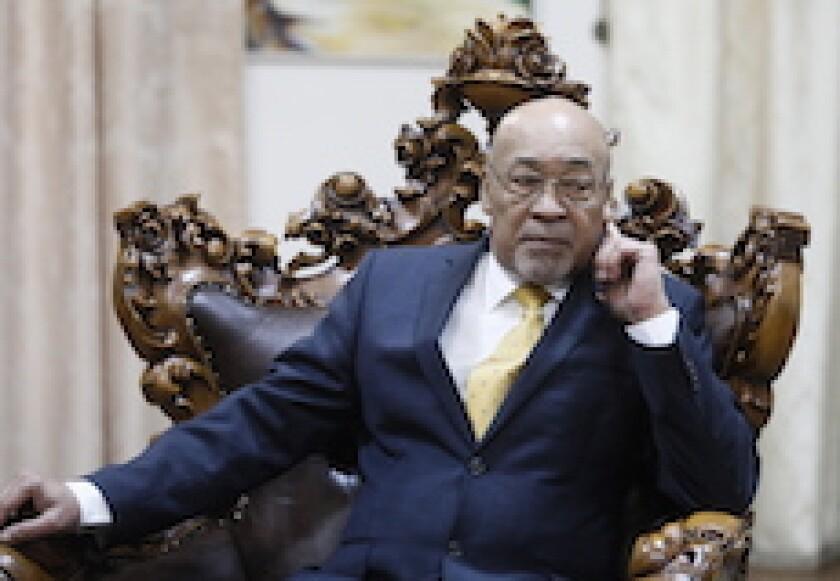 Desi Bouterse, murder, president, Suriname, LatAm