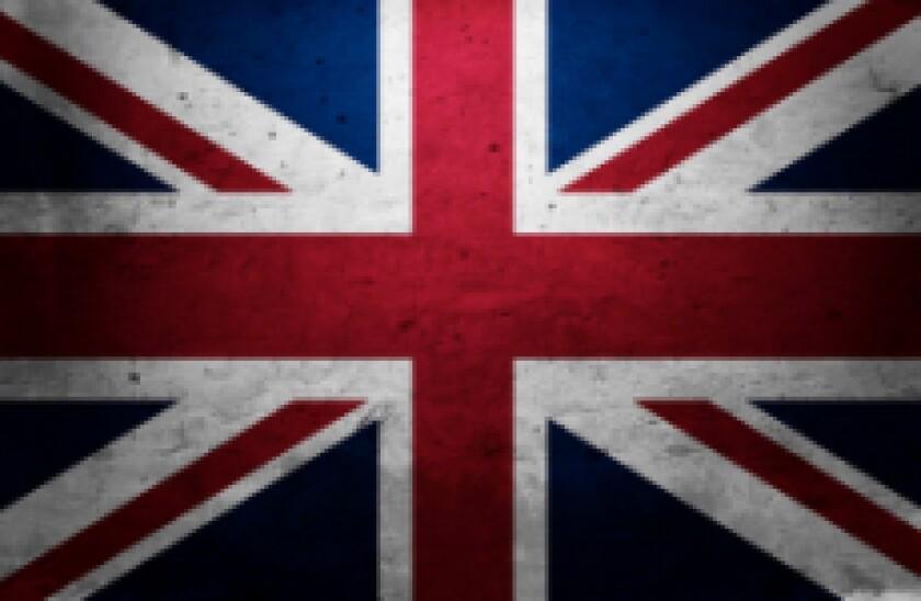 UK Union Jack 230x150