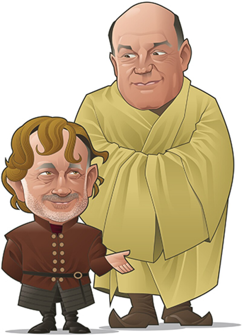 Macaskill Tyrion and Varys-350