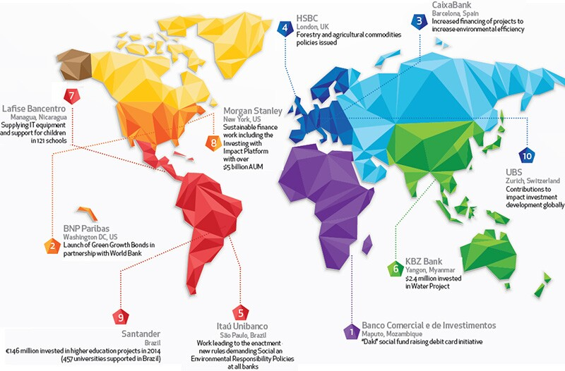 csr awards map