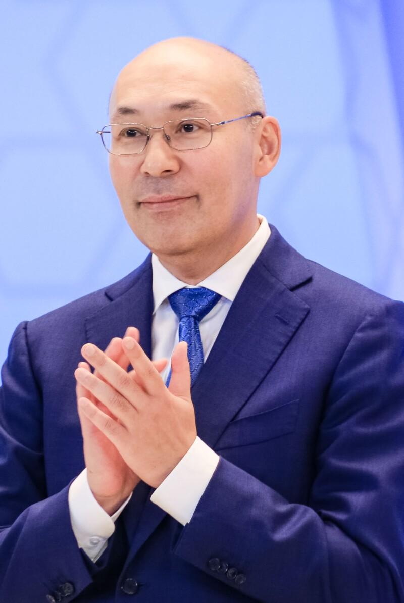 Kairat Kelimbetov, Governor, AIFC.jpg