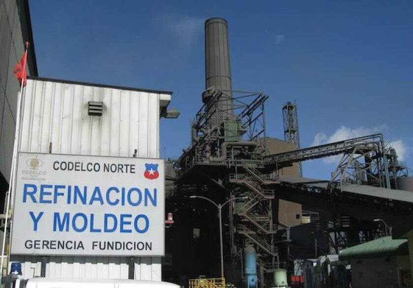 Codelco, Chuquicamata, Chile, copper, mine, mining, LatAm, metals, 575