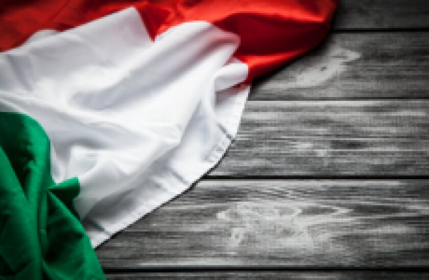 Italy flag Adobe Stock