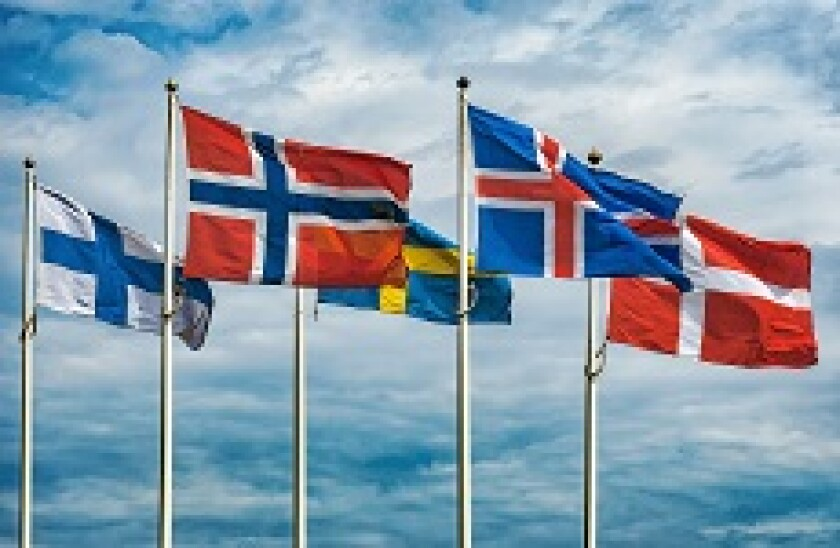 Nordic flags 230x150 AS