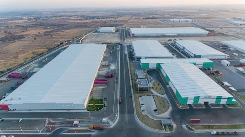 Vesta, industrial park, Mexico, Aguascalientes, LatAm, 575, press kit
