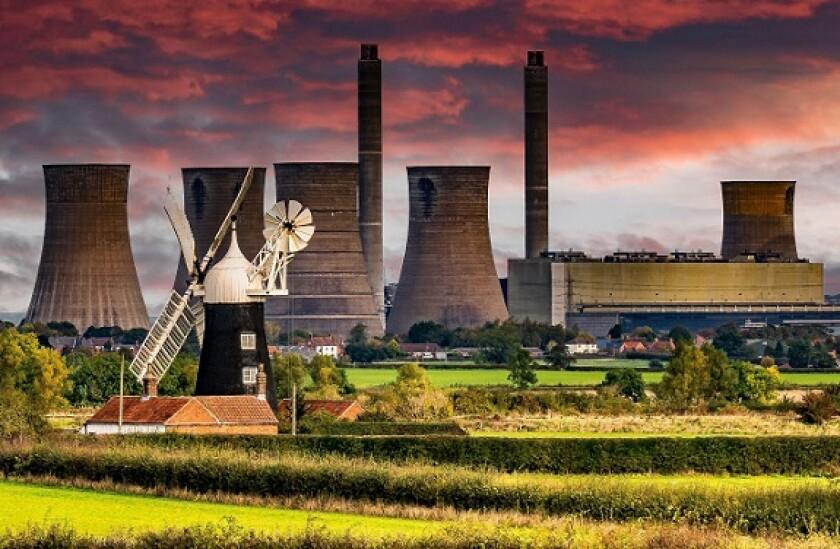 West Burton power station carbon climate from Alamy 15Apr21 575x375