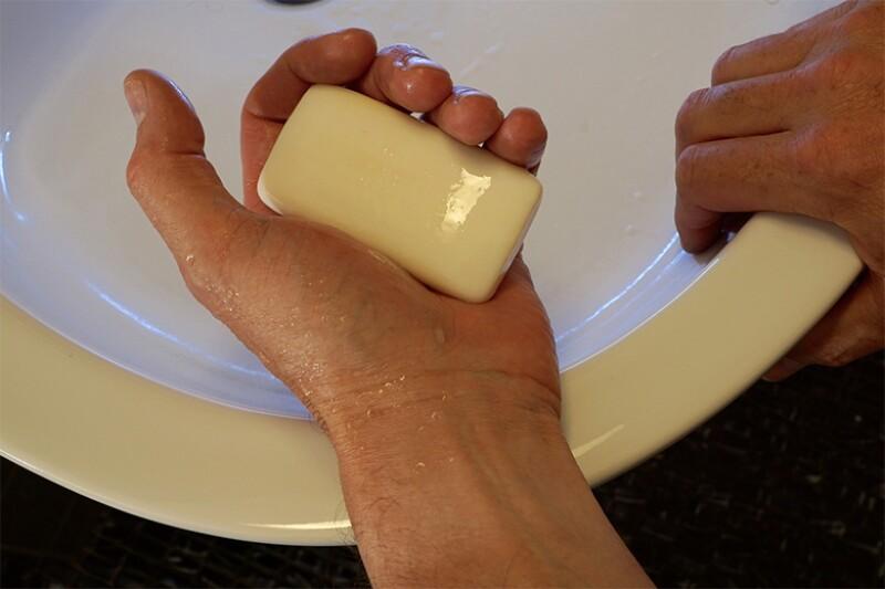 clean hands 780