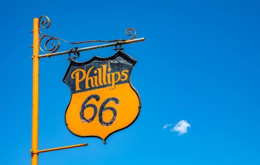 Phillips 66 oil sign shabby from Adobe 11Jun20 575x375
