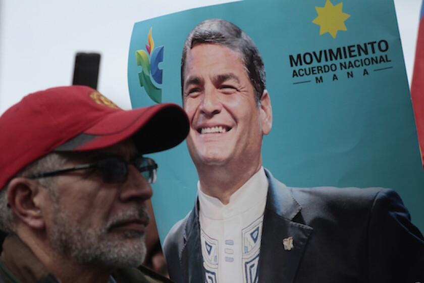 Rafael Correa, Ecuador, presidente, president, LatAm
