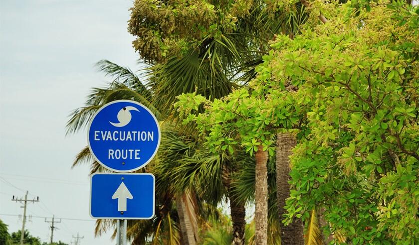 Evacuation route sign florida.jpg