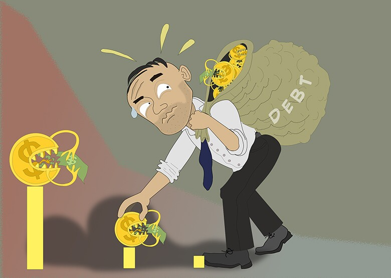 Debt 780
