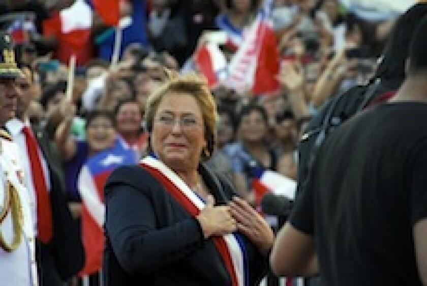 Chile, Bachelet