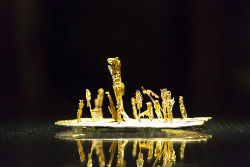 Colombia, El Dorado, gold, museum, LatAm, mining, metals, 575