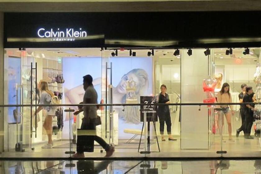 Mexico City, Calvin Klein, Grupo Axo, 575, LatAm