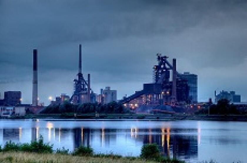 ArcelorMittal steel plant from Adobe 15Nov19 230x150