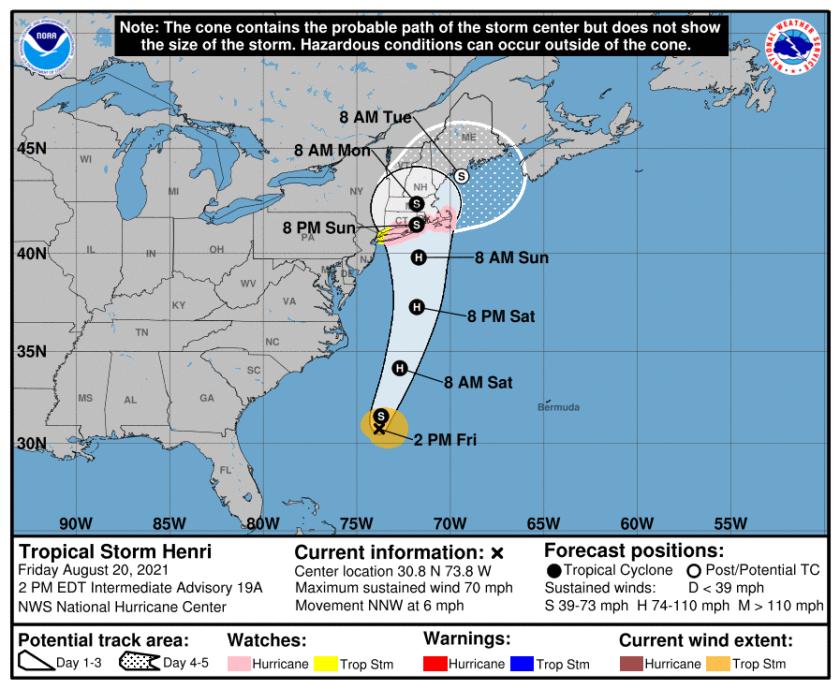 Tropical storm henri track 2 pm et.png