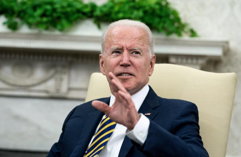 Joe Biden, President of the United States of America