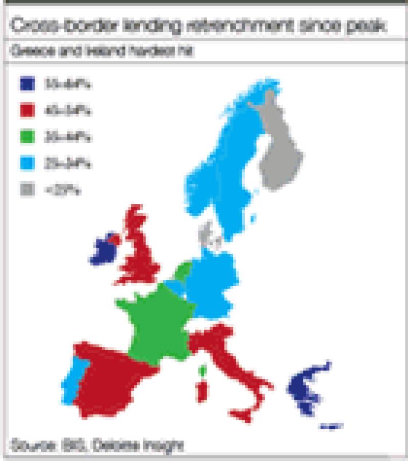 Eurozone fragmentation: special focus