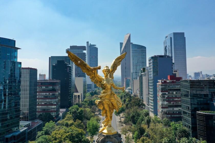 Mexico, Angel de la independencia, Mexico City, LatAm, primary, statue, 575