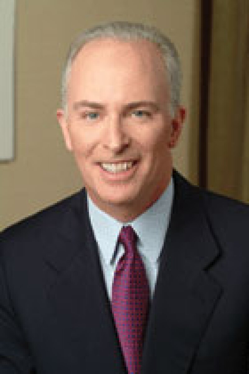 Bob McCann, president Merrill Lynch Global Private Client business