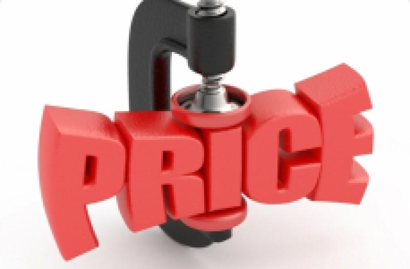 tight pricing