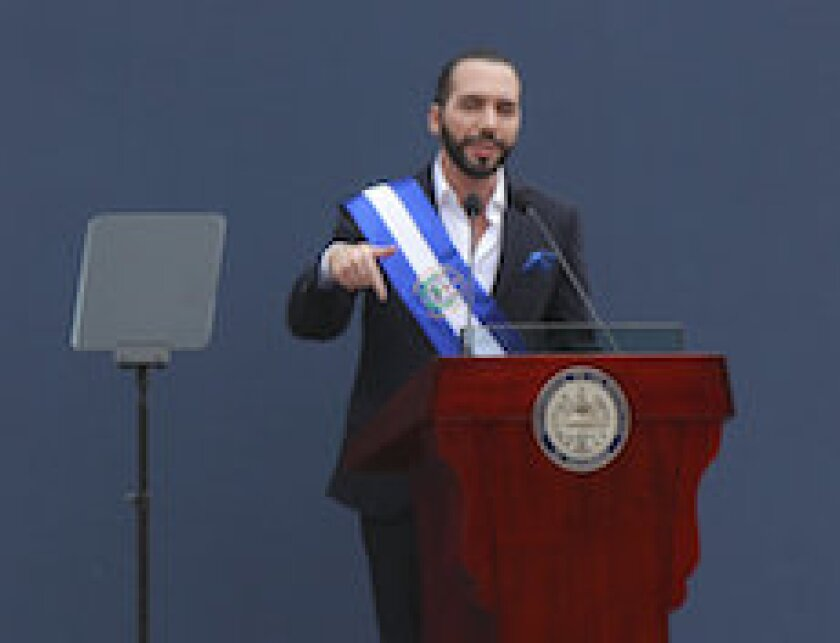 El Salvador, president, Nayib Bukele, LatAm, Central America