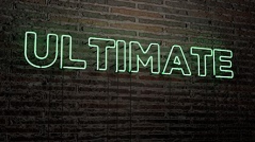 Word ultimate in green neon from Adobe 230x150