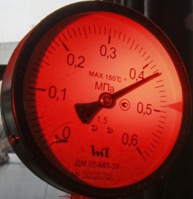 pressure gauge-R-284